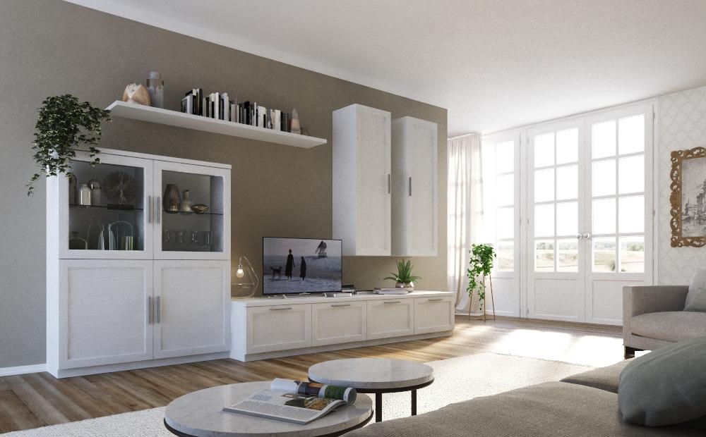Mobili di design in stile moderno villanova home for Stile contemporaneo mobili